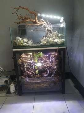 aquascape & paludarium