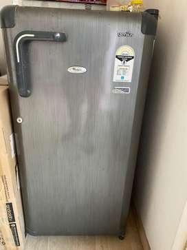 180ltr, Whirlpool, Refrigerator