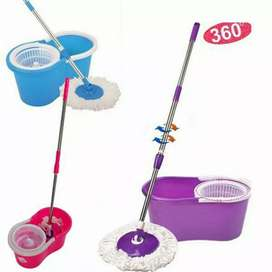Magic spin mop Large Size Tab Deliver through out the Pakistan