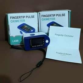 Pulse oxymeter..deteksi covid 19