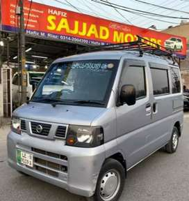 Nissan Clipper Model 2013 Lahore Register 2018