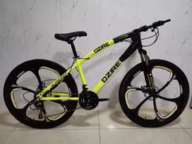 Dzire gears Shimano turney  21  high speed cycle available