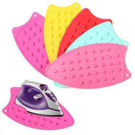 Protection Silicone Heat Iron Stand Mat Ironing Pad