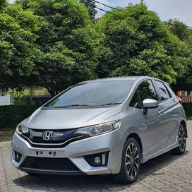 KM 40RB!! HONDA JAZZ RS 1.5 CVT 2016 SILVER