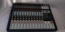 mixer 12channel se harga 2,8juta