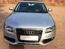 Audi A4 2.0 TDI (177bhp), Premium Plus, 2010, Diesel