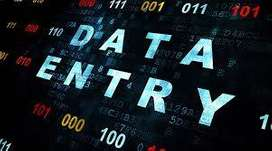 Job Opening For Data entry & Back office Limited Vacancy Available