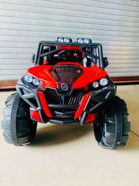 New kids battery operated jeep