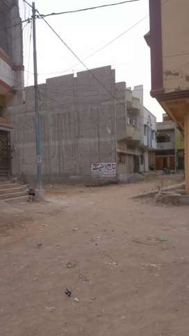 KDA Employees Korangi plot located at sector 31/c1