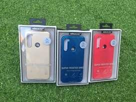 Case Xiaomi Redmi Note 8 Nillkin Original Casing/Case Pelindung Kamera