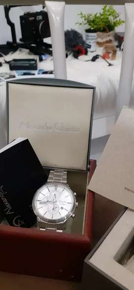 Alexandre Christie type 6346mc second mulus fullset original chrono