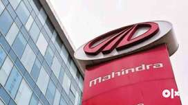 Requirement in mahindra ltd. freshers and exp.also can apply pan india