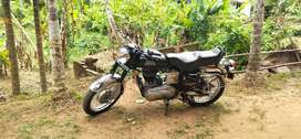 Royal Enfield 87 model good condition Self used vehicle