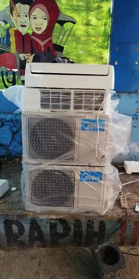 Kami mencari AC bekas,yang tidak terpakai/rusak