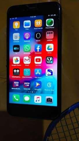Iphone 7plus 128 gb black