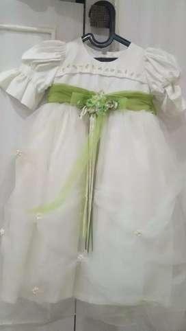 Dress anak 2tahun
