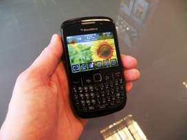 Blackberry Curve 8520 came from abraod u.k
