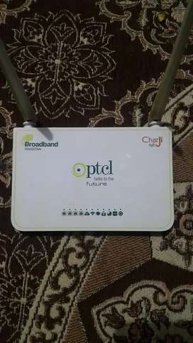 PTCL Charji Router For Sell