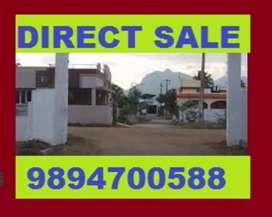Sakthi NH near dtcp approved land for sale near Athidya college
