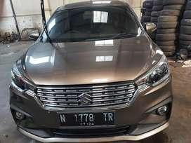 Suzuki new Ertiga gx manual 2019 km 27rb