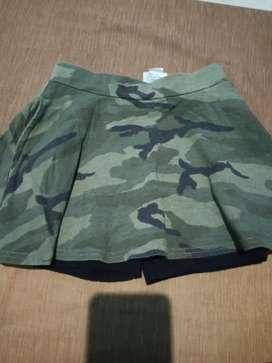Rok celana armi