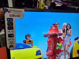 """DH Discovery 32"""" smart seal pack led tv at @9999"""