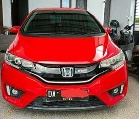 Honda all new jazz rs 1.5 at 2014