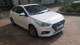New Verna 2018 Automatic,Diesel,Top Model, Excellent Condition