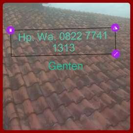 tukang Genteng bocor Rumah bocor seng talang Lantai dinding merembes