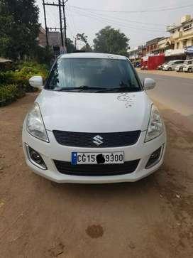 Swift vxi family car