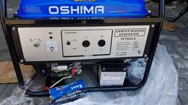 Genset YAMAHA OSHIMA SERIES 5500 WATT