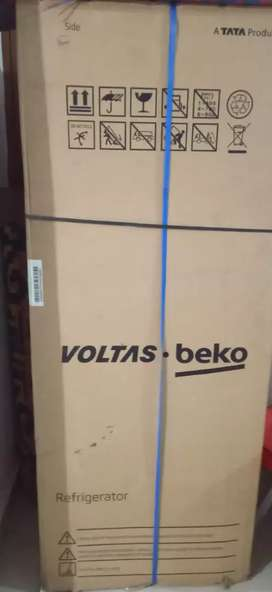 Voltas new fridge