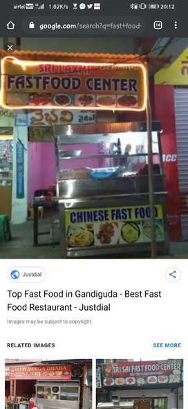 I need Fastfood maker