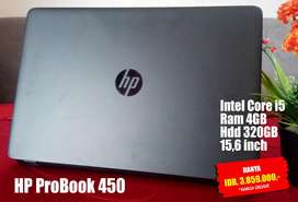 PROMO Laptop HP ProBook 450 #HargaGrosir - Laptop second ex. Japan
