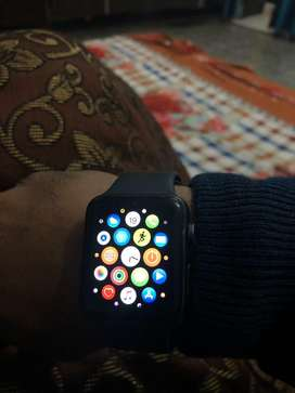 iwatch series 3 42 mm 3mnth old may be aur less with all accesries