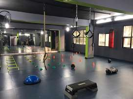 Fully furnished Gym/Dance space available with equipment