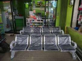 Kursi tunggu bandara 4 susun sandaran terlaris termurah promo