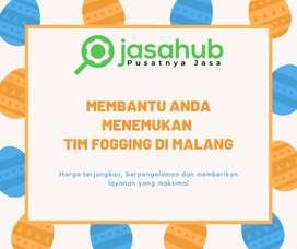 Jasa Fogging, Semprot Desinfektan di Malang