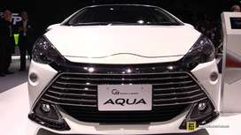 ONE STEP SOLUTION. . .TOYOTA AQUA always trusted