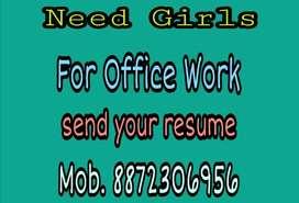 Need girl study upto 12 ,b.a ,m.a etc