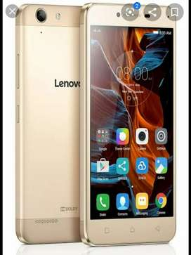 Lenovo mobile + a Bluetooth headset all new for urgent sale