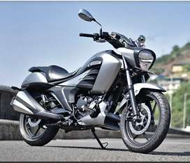 Suzuki intruder grey color with 5 year warranty