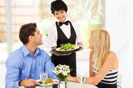 URGENT REQ;. WAITER HELPER TEA MAKER  FOR THANE DOMBIVALI 915614O9O6