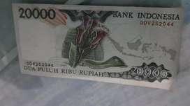 Dijual uang indonesia lama