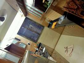 2bhk rental available in near hyper city ghodbander road