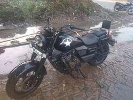Selling in cheap price UM Renegade Commondo 300cc