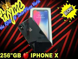 TRYME 256GB IPHONE 10X, Gray Face Id Not Working 100% Fresh Condition