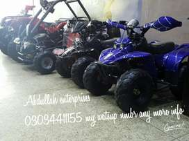 2021 brand new box packed atv quad 4 wheels all size dlvr all Pakistan