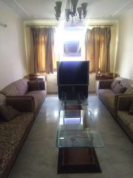 Fully furnished duplex portion for rent