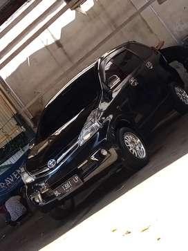 Toyota Avanza 2012 Bensin